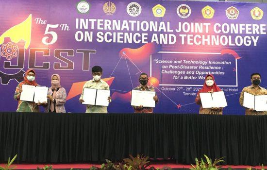Universitas Khairun Jadi Tuan Rumah IJCST ke-5
