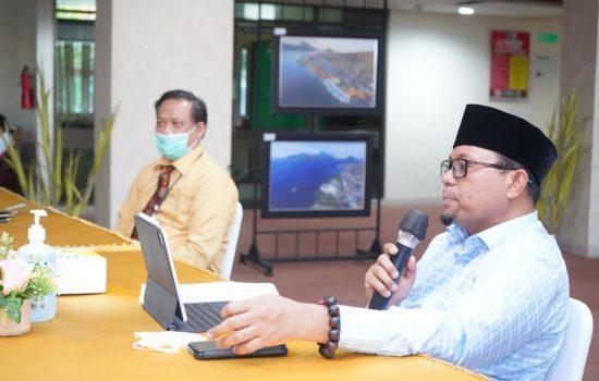 Pasar Bastiong Ternate Pilot Project Percepatan Digitalisasi Pasar Rakyat